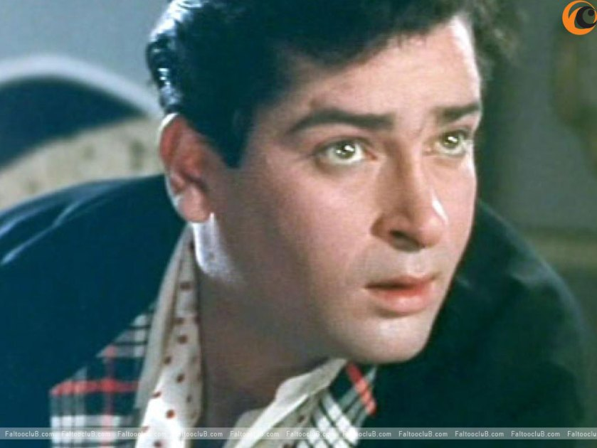 Image result for =shammi kapoor young
