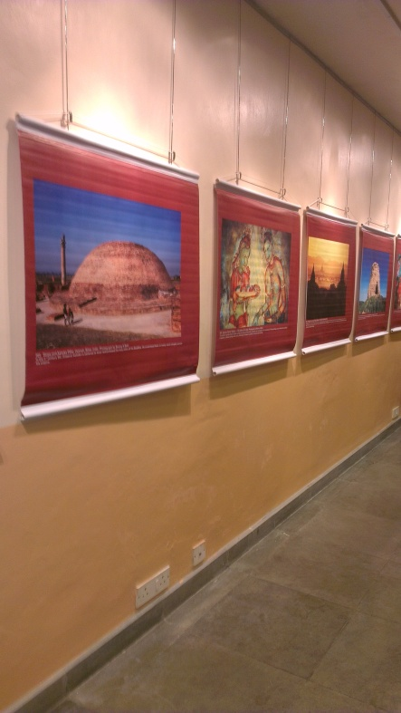 An exhibition of photographs by Benoy Behl who is also a film-maker and art historian.