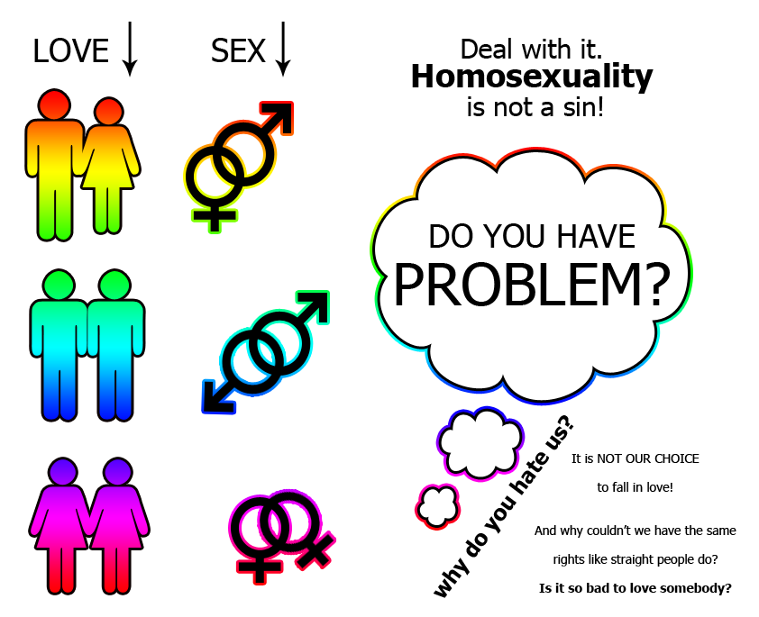 homosexual essay