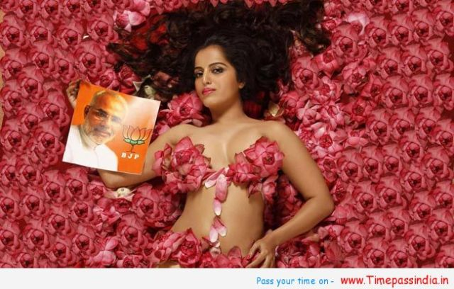 Meghna-Patel-Nude-For-Narendra-Modi