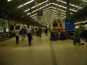 Churchgate Station