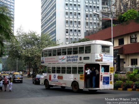 Mumbai buses