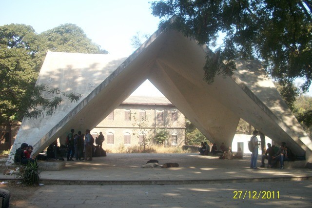 It's Kimaya where meetings held for college fest