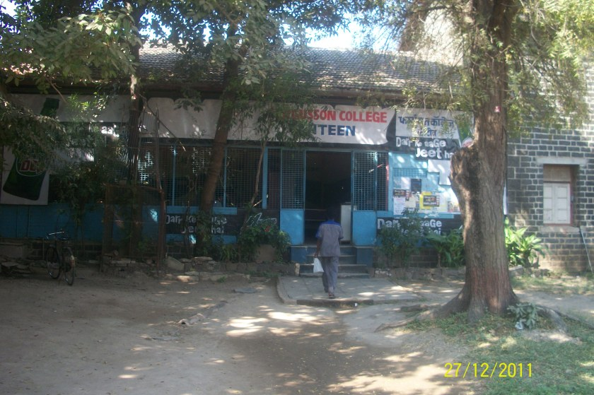 Our college canteen