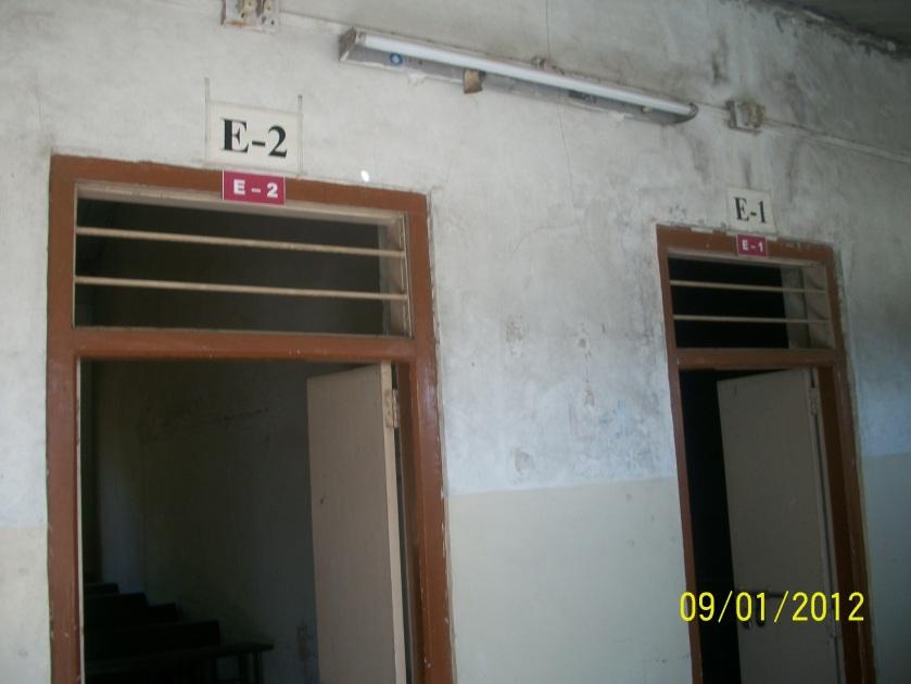E 2-E3 classrooms