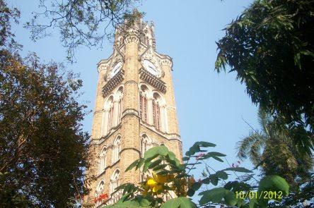 Rajabhai Tower at Fort