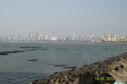 Drown in a sea of possibilities at Marine Drive