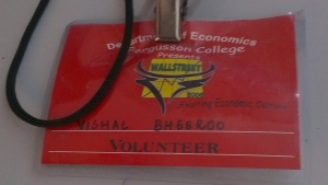 Volunteer's Badge