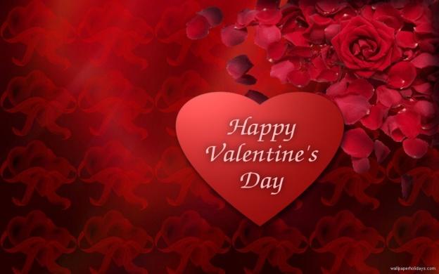 Happy Valentines Day Heart