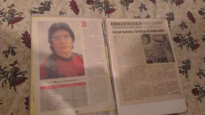 My personal Amitabh Bachchan collection
