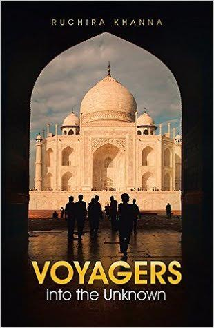 Book cover Voyagers