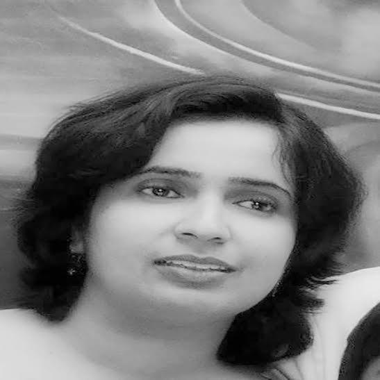 Author Ruchira Khanna