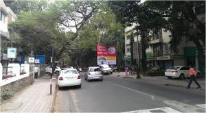Bhandarkar Road Pune. Image credit: Google/rangepublicity.com