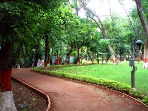 Image credit: Google/Kamla Nehru Park off Bhandarkar Road