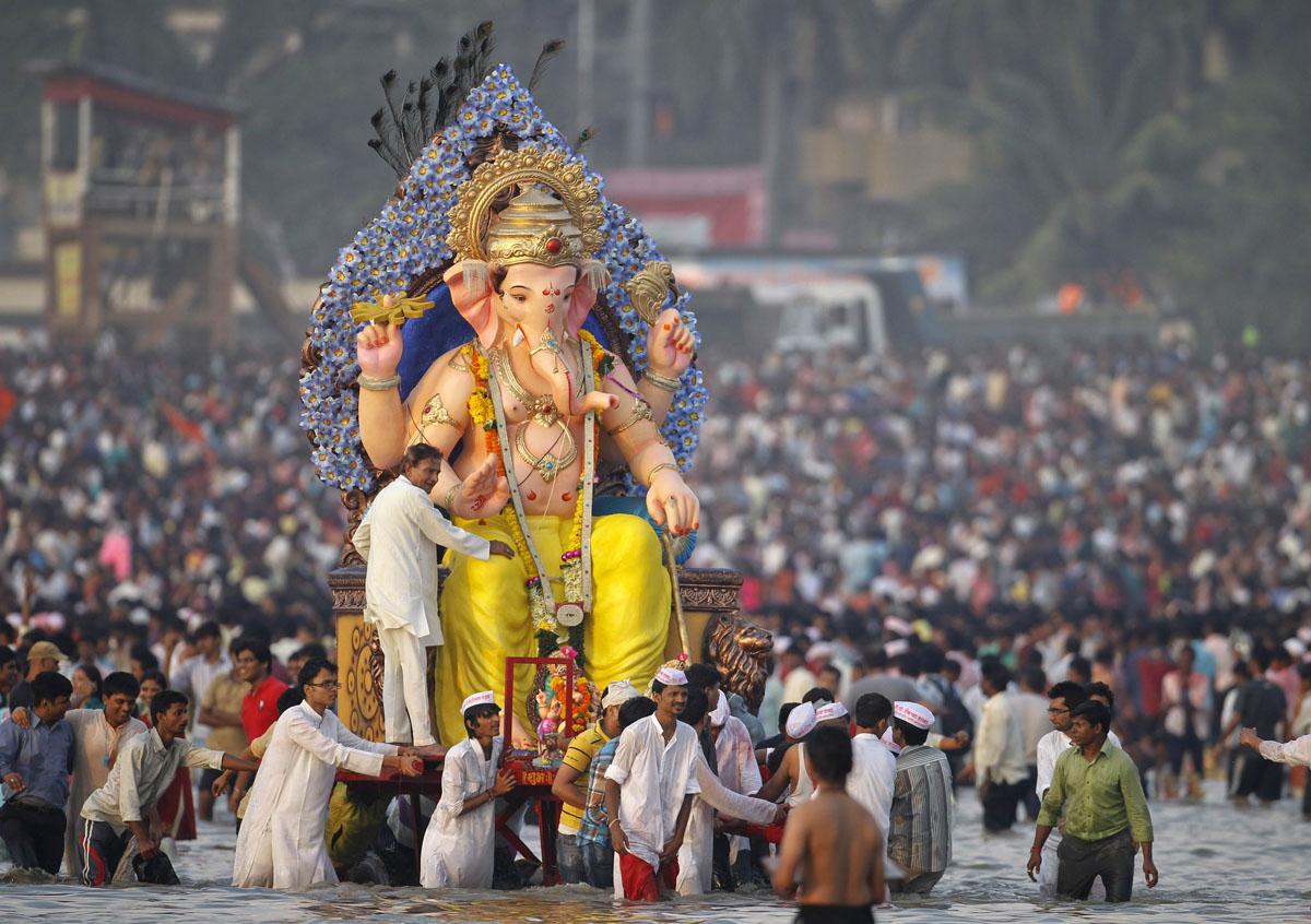 My ganesh chaturthi moments in maharashtra vishal bheeroo stopboris Image collections