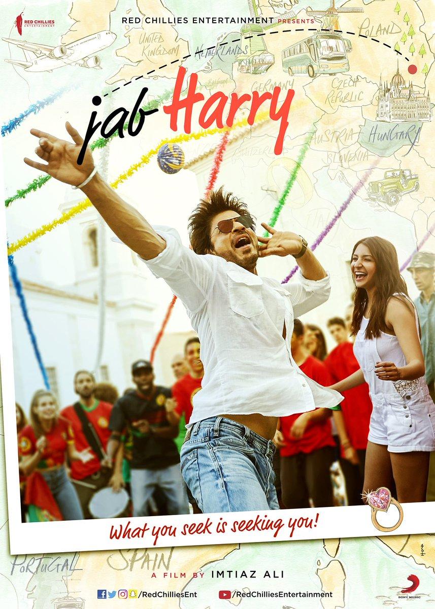 Jab Harry Met Sejal ( 2017 ) Blu-Ray HEVC x265 10-Bit 1080p – AC3 5.1 – | DB9 | 4 GB |